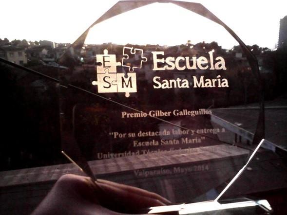 Premio Gilber Galleguillos