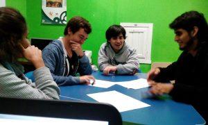 Reunión de Lenguaje ESM
